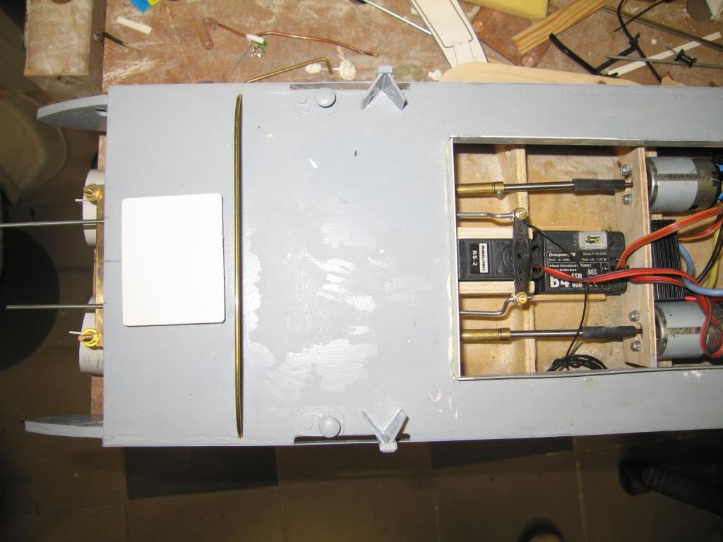russisches pionierboot bmk t in 1 16 seite 2 graue. Black Bedroom Furniture Sets. Home Design Ideas